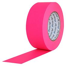 Neon pink paper tape